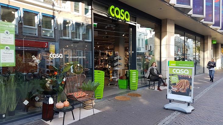Wat zet CASA nu buiten? En 4 tips voor jouw winkelentree!