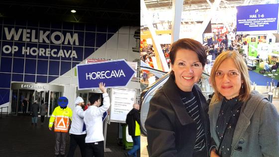 Productpresentaties HORECAVA 2020, een feest voor de zintuigen!