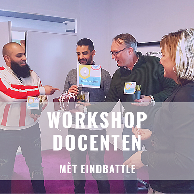 docenten workshop