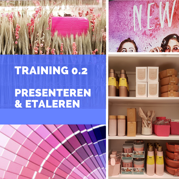 Training Presenteren en Etaleren